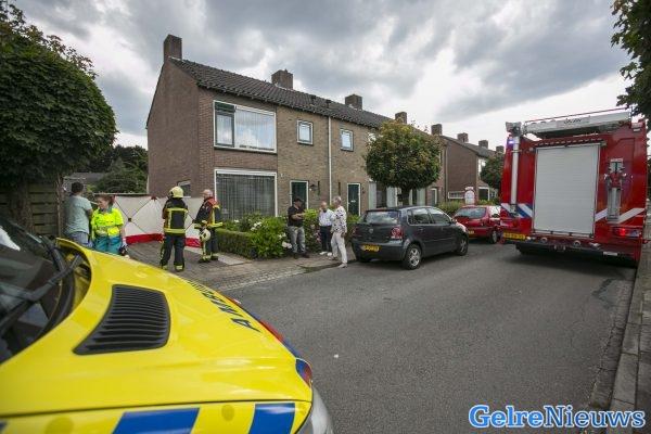 Man overleden bij ongeval in Eerbeek.