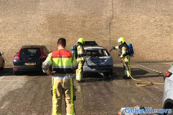 40786fc22d6 Auto verwoest door brand in Nijmegen