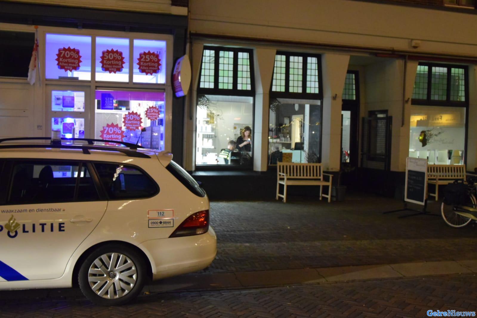Overval op kapperszaak in Arnhem: dader meldt zichzelf bij politie