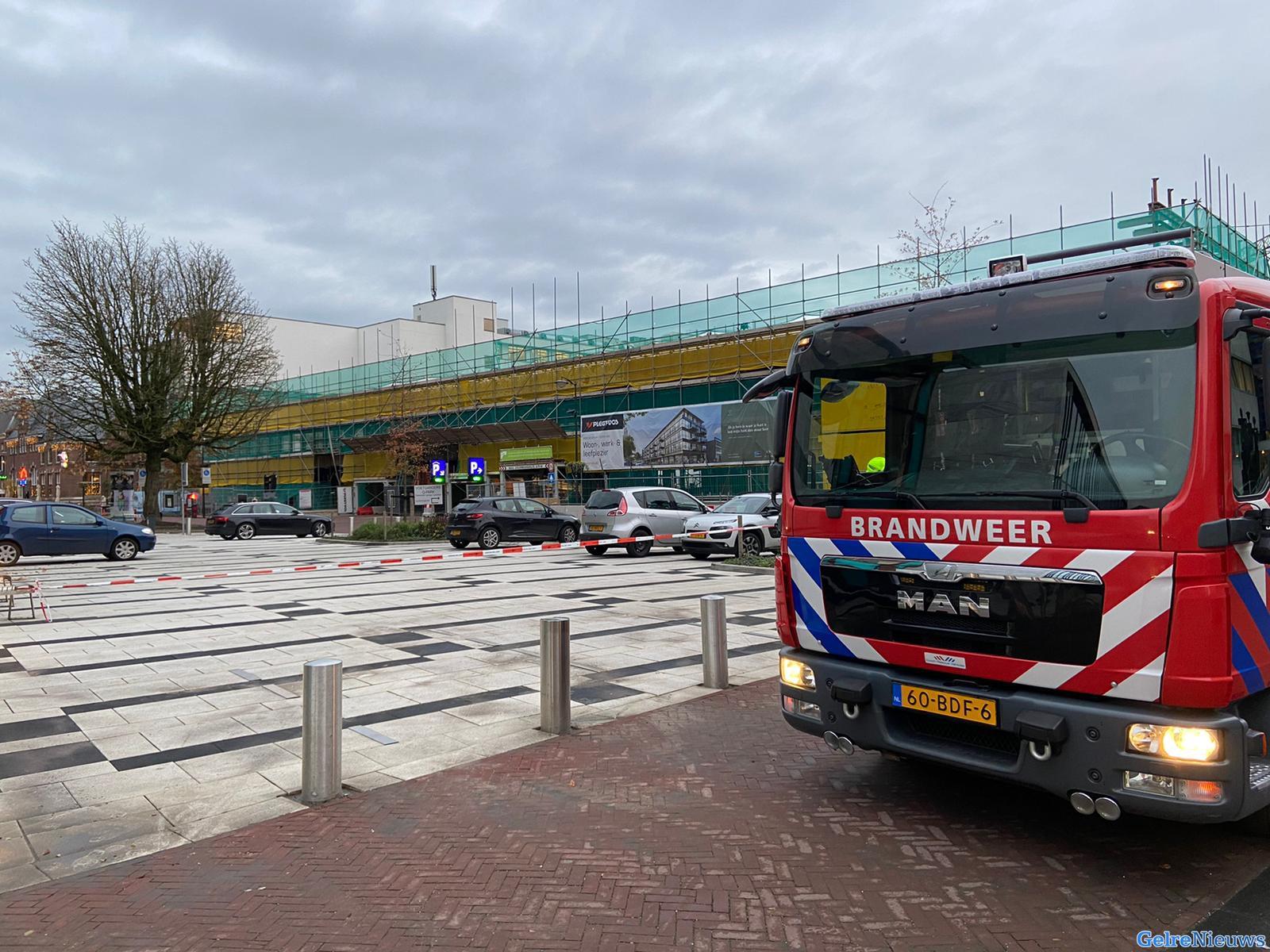 Verdacht pakketje gevonden in Arnhemse binnenstad: gemeentehuis ontruimd