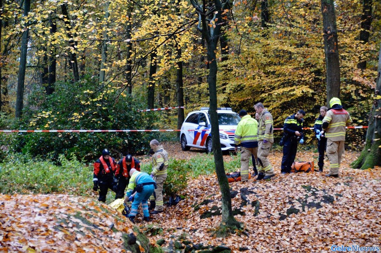 Dode gevonden in vijver van park in Arnhem