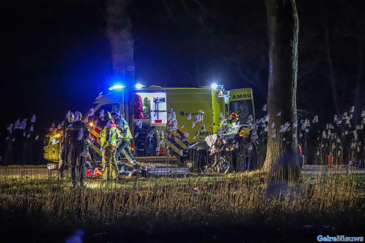 Man uit Eerbeek overleden bij ongeval in Lieren - GelreNieuws